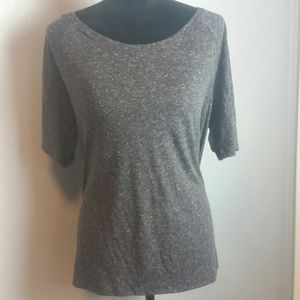 Victoria's Secret Heather Gray Tee